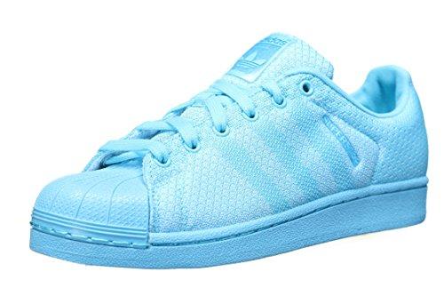 Zapatillas adidas Originals Superstar BB4876, color azul, color, talla 40.5