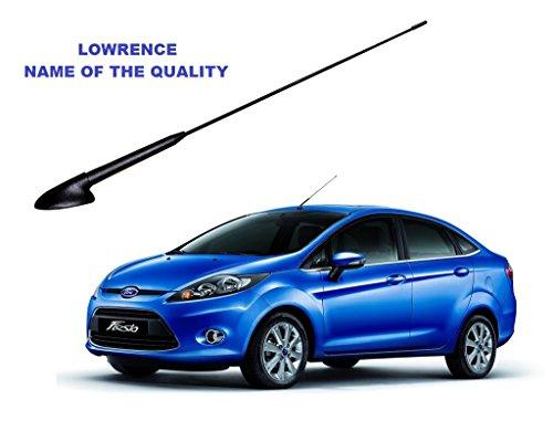 SARTE Car Replacement Audio Roof Antenna for Ford Fiesta F-002 (Black, Medium)