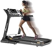 PowerMax Fitness TA-C4 (6HP Peak) Motorized Treadmill with Free Installation, Commercial & Automatic Inc