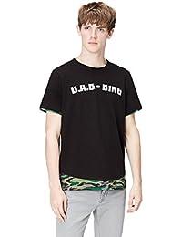 FIND T-shirt Stampa 'Dab' Uomo