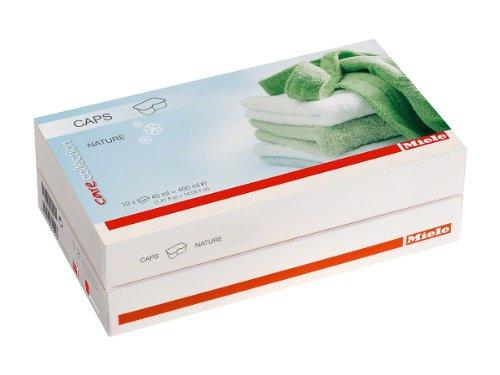 Miele Waschmaschinenzubehör / Weichspüler in Caps - die perfekte Ergänzung für spezielle Anwendungen / für kuschelweiche Wäsche