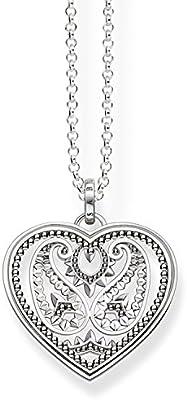 Thomas Sabo Collar con colgante Mujer plata - KE1542-001-12-L45v