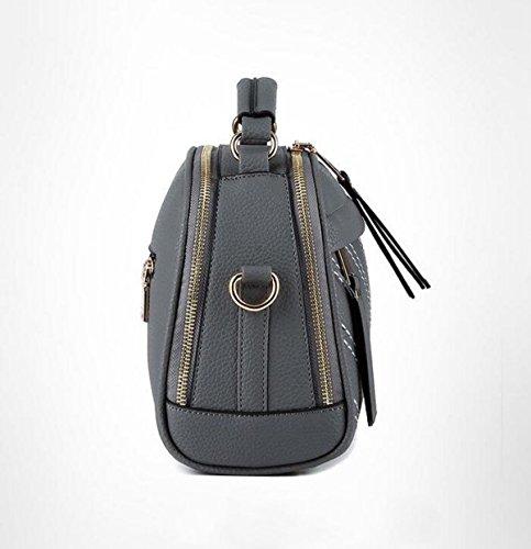 Mode Handtaschen Umhängetasche Handtasche Messenger Bag Mini Einfache Freizeit Atmosphäre Purple