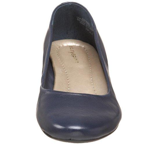Easy Spirit Gulia Femmes étroit Toile Chaussure Plate Blk-Blk