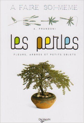 Les perles : fleurs, arbres et petits objets de Anna Prandoni ( 20 mai 2006 )