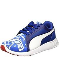Puma Boy's St Trainer Evo Superman Street Jr Sneakers