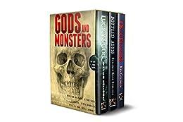 Gods and Monsters Box Set by [Kane Ethridge, Benjamin, Goldman, Kenneth, Holloway, William]
