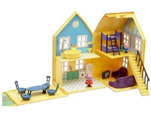 Peppa Pig - La Casa de Peppa Pig (Bandai 84212)