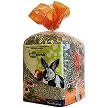 Cominter Heno Natural para roedores Home Friends con Manzana y llantén ...