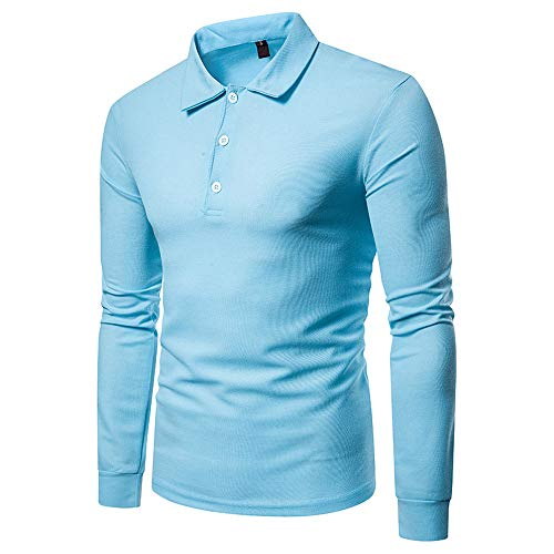 35cd6f09eb Polo Sport T-Shirt 8 Couleurs 5 Taille - Uni Homme Mode Polo Homme Manches