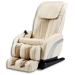 Home Deluxe - massage chair - Sueno beige V1 - incl. Complete accessories