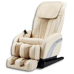 Home Deluxe Massagesessel Sueno Beige V1 Inkl Komplettem Zubehr