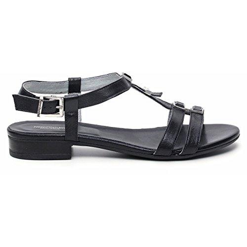 Nero Giardini donna pe15 sandalo 512680 Nero