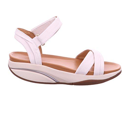 MBT HAIFA WHITE sandalo Nero