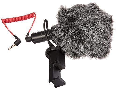 DJI Osmo RODE VideoMicro & Quick Release 360° Mikrofon Adapter