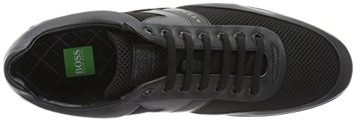 Boss Green Space, Sneakers Basses Homme Noir (Black)