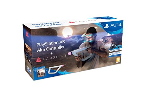 Play station VR aim controler + Farpoint
