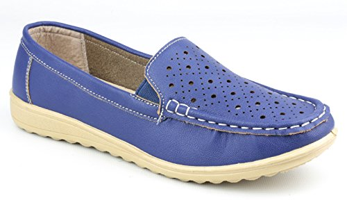 Amblers Amblers Cherwell Chaussures occasionnelles blue
