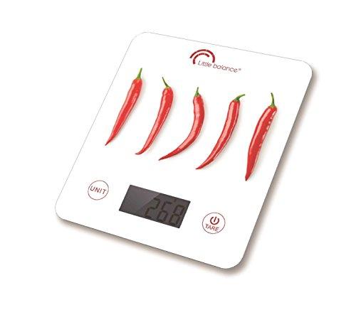 Little Balance 8116 Balance culinaire, Déco piments
