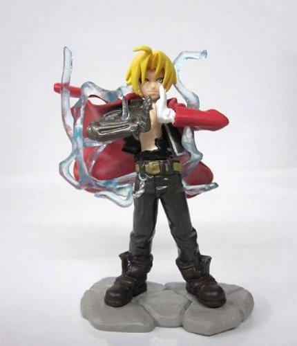 Full Metal Alchemist Bandai Gashapon Figure-Edward Elric (Bandai Fullmetal Alchemist)