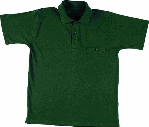 Leiber Polo Shirt 1/2 Arm Damen & Herren XXXL Dunkelgrün