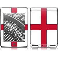 DecalGirl - Skin (autocollant) pour Kindle Touch (4ème génération - modèle 2011), Drapeaux - Angleterre