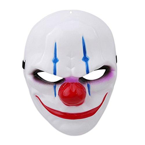ke Clown Grimasse Masken Masquerade (Clowns Maske)