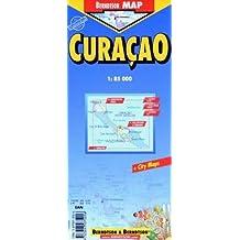 Curacao Map (B&B Road Maps)