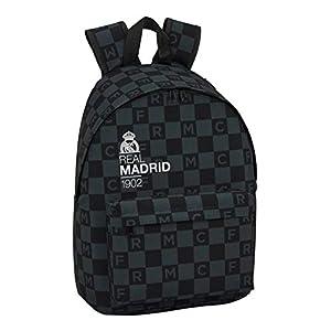 41T7Qkl99rL. SS300  - Real Madrid Bestlife Equipaje-Maletas, Color Negro (SAFTA 641985808)