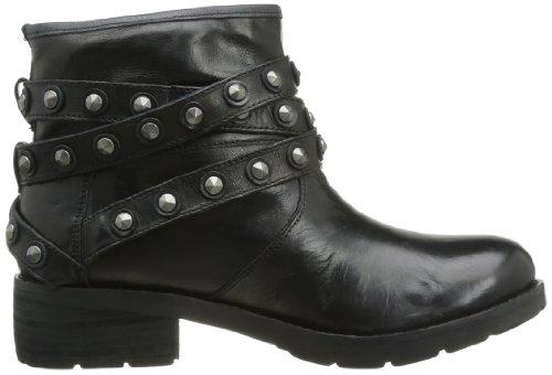 Calvin Klein Jeans Helga, Boots femme Black