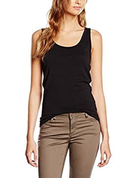 Only Onllive Love Glimmer Tank Top Noos - Camiseta de Tirantes para Mujer