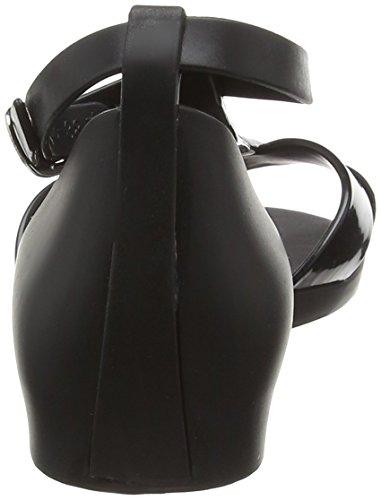 Silvian Heach - Sandales  Femme Noir