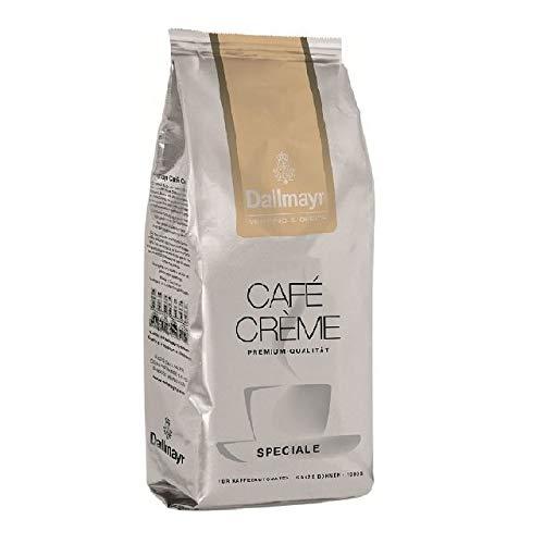 Dallmayr Speciale Café Créme 8 x 1Kg ganze Bohnen