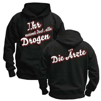 Bravado Nehmt Doch,Kapuzenp,Gr.Xl,Schwarz