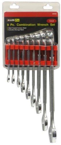Allied Tools 20302 SAE Raised Panel Combination Wrench Set by Allied Tools (Set Wrench Panel Raised)