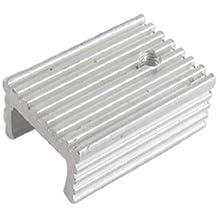 Water & Wood Aluminium 22 x 15 x 10mm Heatsink Cooling Cooler Fin