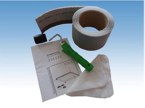 duschwannen dichtband Mepa Aquaproof Typ I 180040 Wannendichtband für Dusche und Badewanne