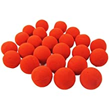 72 Red Foam Clown Noses by Funny Party Hats