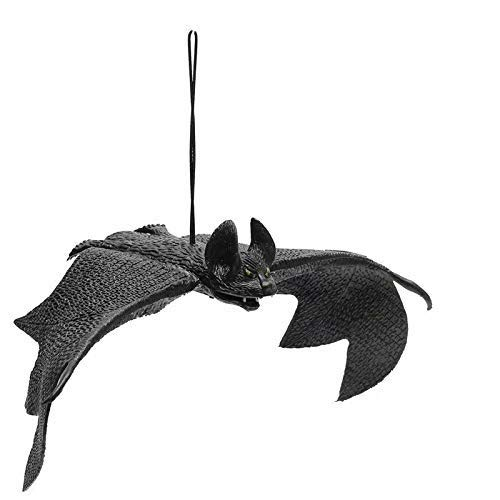 Ungfu Mall Halloween Party Haus Dekoration Bat Form Hängende Ornamente Horrid Scare Szene Requisiten Spielzeug