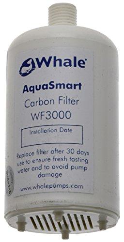Price comparison product image Whale Aqua Smart Aqua Smart Carbon Water Filter - White