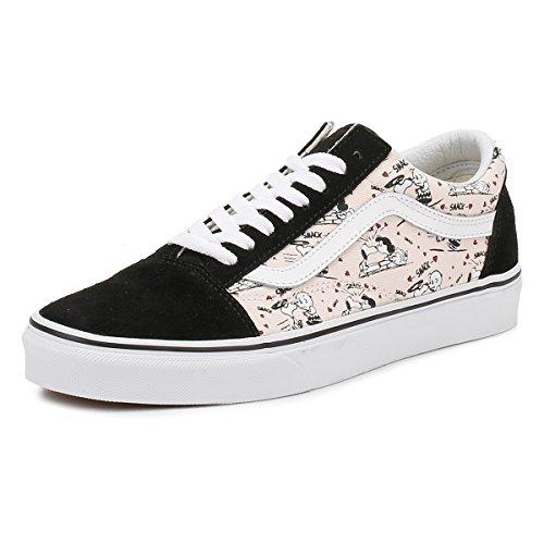 vans-old-skool-chaussures-de-running-femme-multicolore-smack-pearl-peanuts-38-eu