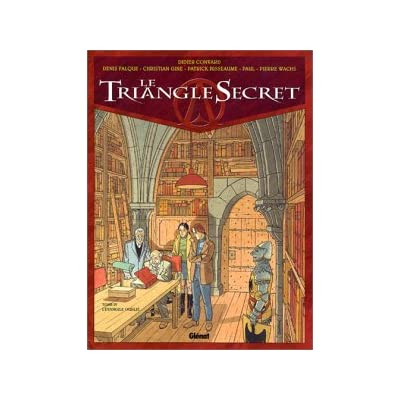 Le Triangle Secret, Tome 4 : L'Evangile oublié