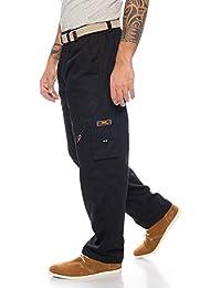 af45a8db0aab Fashion Herren Thermohose mit Dehnbund - mehrere Farben ID561