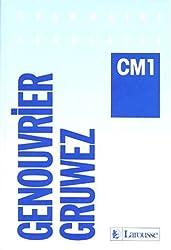 Genouvrier Gruwez CM1 élève