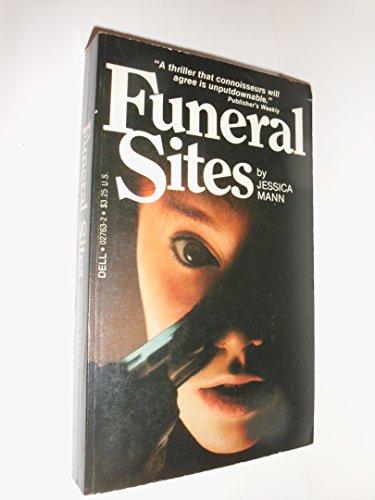 Funeral Sites par  Jessica Mann