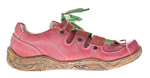 TMA , Sandales style Mary Janes pour femme Rouge