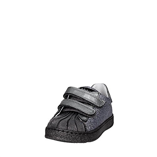 Naturino 0012010398.03.9121 Sneakers Fille Gris anthracite