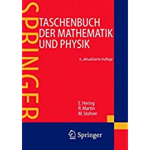 Taschenbuch der Mathematik und Physik