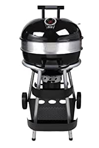 Jamie Oliver Classic BBQ Barbecue Grill, Schwarz