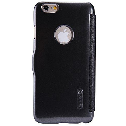 Nillkin Fresh Series Schutzhülle aus Leder für Apple iPhone 6schwarz schwarz